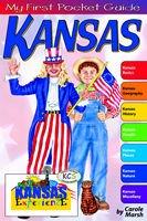 Kansas My First Pocket Guide Book for Kids Carole Marsh