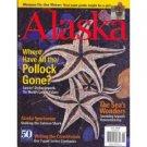 Alaska Magazine June 2008 Issue With Bonus Pollack Women Guides