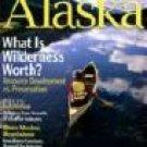 Alaska Magazine August 2007 Issue Katmai Fishing