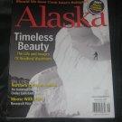 Alaska Magazine September 2007 Beluga Moose Juneau
