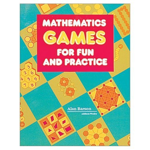 Barson Mathematics Games For Fun And Practice Math Book SC