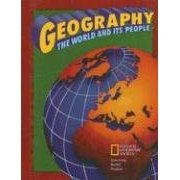 Glencoe Geography The World and Its People Teacher Resources CD-ROM