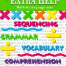 Extra Help Math Language Arts Instructional Fair Grade 2 Book