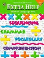 Extra Help Math Language Arts Instructional Fair Grade 2 Book