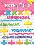 Extra Help Math Language Arts Instructional Fair Grade 3 Book