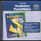 Glencoe Economics Today and Tomorrow 2005 Vocabulary Puzzlemaker CD