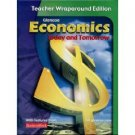 Glencoe Economics Today and Tomorrow 2005 TeacherWorks CD-ROM