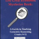 The Great Economic Mysteries Book High School Teaching Gr 9-12