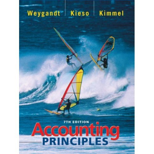 Accounting Principles 2nd Edition Ronald Thacker Textbook