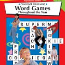 Word Games Throughout The Year Grades 4-5 IF8727 Book