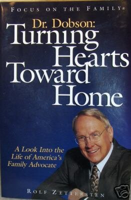 Dr. Dobson Turning Hearts Toward Home Zettersten SC Book