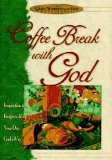 Coffee Break With God Devotional Book HC DJ