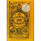 The Old Farmer's Almanac 1980 Robert Thomas Weather Book