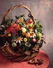 Floral Gift Basket