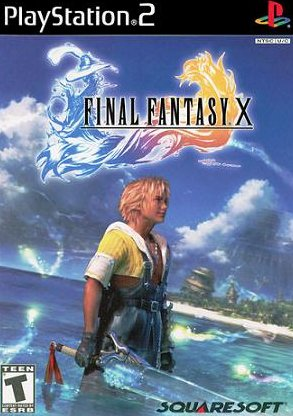 Final Fantasy X (PlayStation 2, PS2) (Never Played)
