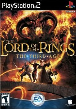 The Lord of the Rings: The Third Age (PlayStation 2, PS2)