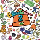 PaRappa the Rapper 2 (PlayStation 2, PS2) (Never Played)