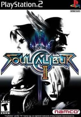 Soulcalibur II (PlayStation 2, PS2) (Never Played)