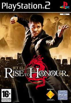 Jet Li: Rise to Honor (PlayStation 2, PS2) (Never Played)