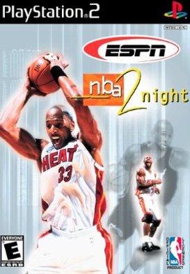 ESPN NBA 2Night (PlayStation 2, PS2)