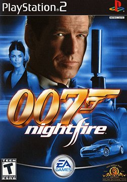 James Bond 007: NightFire (PlayStation 2, PS2)