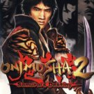 Onimusha 2: Samurai's Destiny (PlayStation 2, PS2)