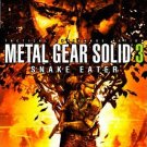 Metal Gear Solid 3: Snake Eater (PlayStation 2, PS2)