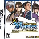 Phoenix Wright: Ace Attorney - Trials and Tribulations  (Nintendo DS) (Brand New, Factory Sealed)
