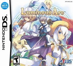 Luminous Arc (Nintendo DS) (Brand New, Factory Sealed)