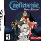Castlevania: Dawn of Sorrow  (Nintendo DS) (Brand New, Factory Sealed)