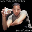 Ebook - David Blain Card Tricks