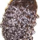 "12"" Curly,  #1b, SMALL Cap"
