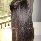 "14"" Kinky Straight, SMALL cap, #1, #1b, #2, #4"