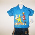 Toddler Boys Looney Tunes 2pc Short Set Size 3T