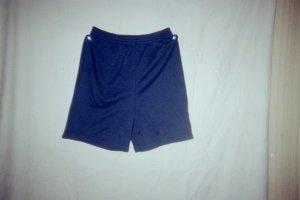 Boys Blue Sport Elastic Waist Shorts Size 4T