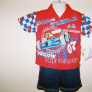 Infant Boys Looney Tunes 2pc Short Set size 12M