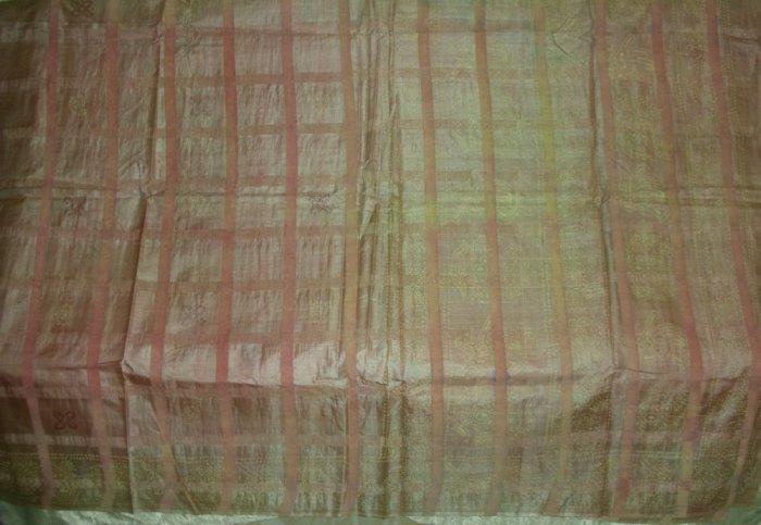 100% chiffon silk sari saree