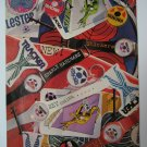 Original Tracker SkateBoard Advertisement Rare Vintage
