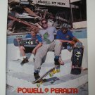 Original Powell Peralta SkateBoard Advertisement Rare Vintage Mike McGill