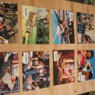 Lot of French Ferris Bueller's Day Off Lobby Cards