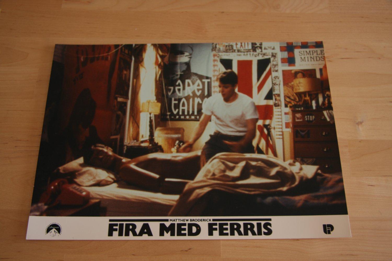 Original German Ferris Bueller's Day Off Promotional Photo