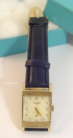 Vintage Authentic LONGINES Men WATCH 10K Gold Filled