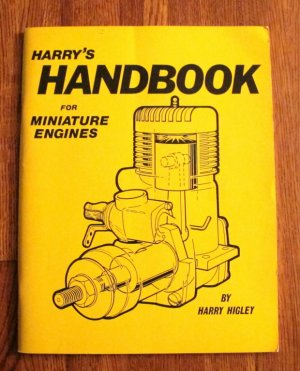 Harry�s Handbook for Miniature Engines