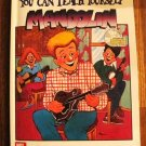 You Can Teach Yourself MANDOLIN book and CD by Mel BAY