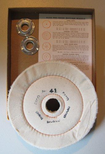 """6"""" Cloth Buffing Wheel"""