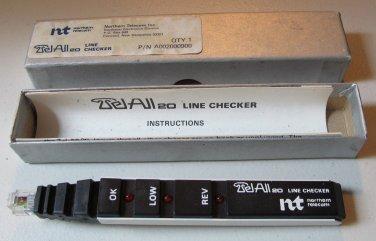 Telephone Line Checker