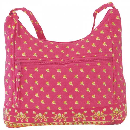 Quilted Large Purse in 3 Bright Colors