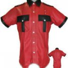 Red/Black Highway Patrol Shirt SIZE X Large