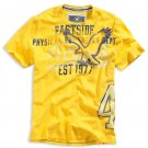AMERICAN EAGLE men's AE graphic tee - Yellow / XXL