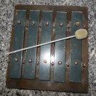 Deagan 5 note Xylophone bar Dinner Bell
